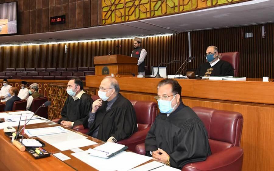 قومی اسمبلی کے 33 ویں اجلاس کے انتظامات مکمل ، اراکین اسمبلی پر بڑی پابندی عائد کردی گئی