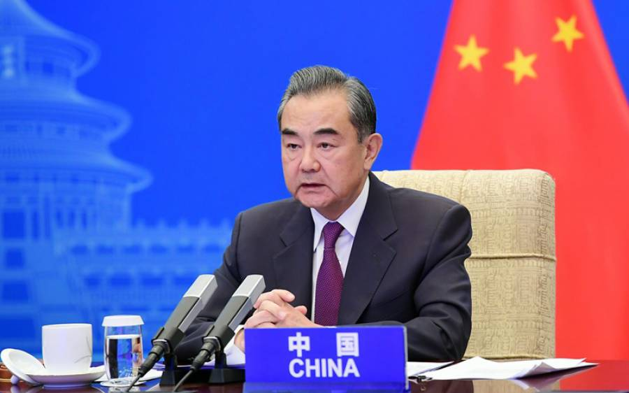 فلسطین کے معاملے پر امریکا کا دہرامعیار ، چین نے شدید ردعمل کا اظہار کردیا