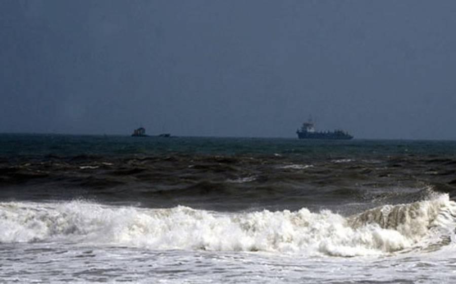 سمندری طوفان کے باعث کراچی میں شدید گرمی ، محکمہ موسمیات کا نیا الرٹ جاری