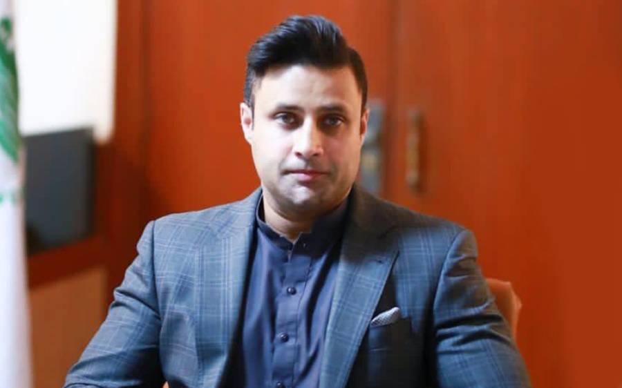وزیراعظم کے معاون خصوصی زلفی بخاری نے استعفی دے دیا