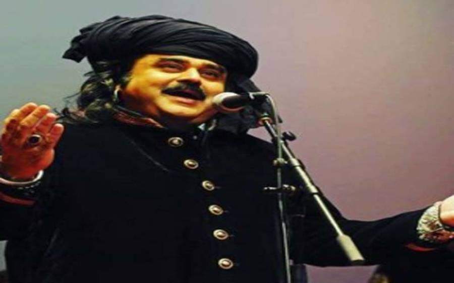 عارف لوہا ر نے اہلیہ کی وفات کے بعد پہلا ویڈیو پیغام جاری کردیا