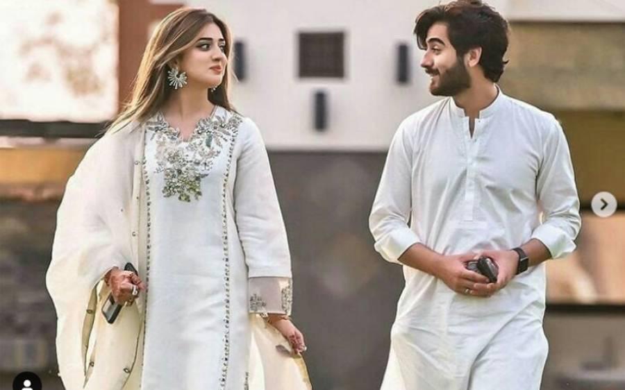 کیاجنت مرزا نے منگنی کر لی اور لڑکا کون ہے ؟سوشل میڈیا پر اداکارہ کے ایک پیغام نے ہنگامہ برپا کر دیا ، ہر کوئی شش وپنج میں مبتلا