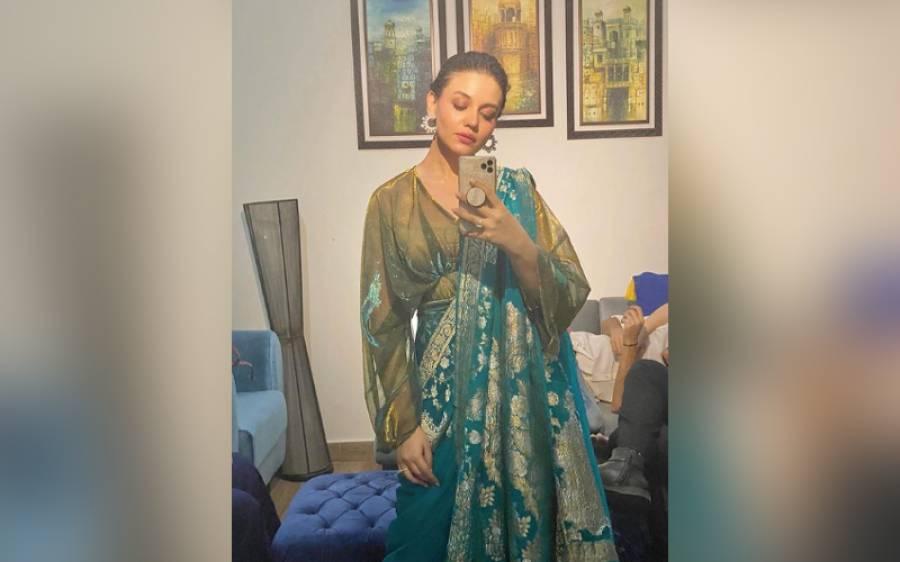 اداکارہ زارا نور عباس نے مداحوں کیلئے پیغام جاری کر دیا