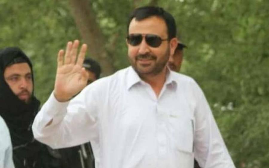 صوبائی وزیر ٹرانسپورٹ کے گھر پر دستی بم حملہ