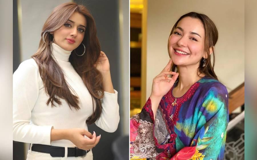 جنت مرزا اور ہانیہ عامر سے متعلق قومی کرکٹرز کے دلچسپ تبصرے
