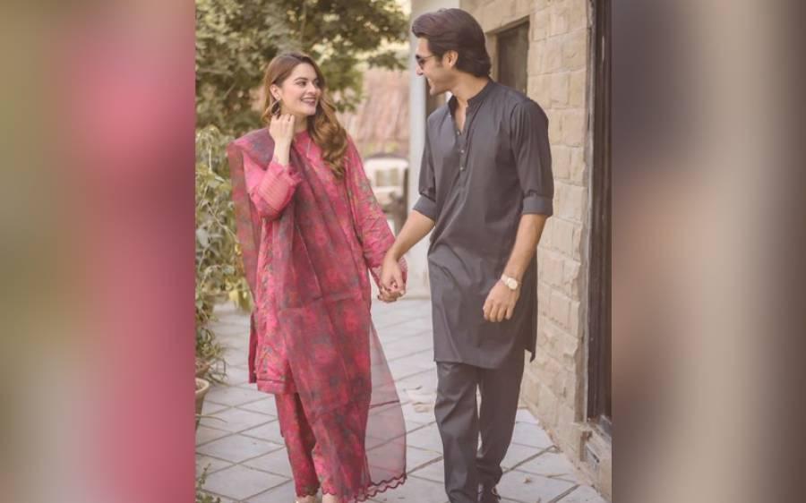 اداکارہ منال خان کے منگیتر نے سچی محبت پر پیسے کو فوقیت دیدی