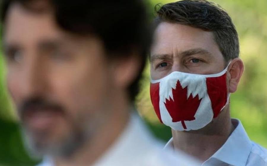 کینیڈین رکن پارلیمنٹ آن لائن اجلاس کے دوران پیشاب کرنے پر عوام سے معافی کے طلبگار