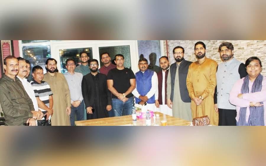 ووٹنگ کا اختیار اور روشن ڈیجیٹل اکاﺅنٹ کا اجراءاوورسیز پاکستانیوں کے لیے بہترین اقدامات ہیں: عرفان افسر اعوان