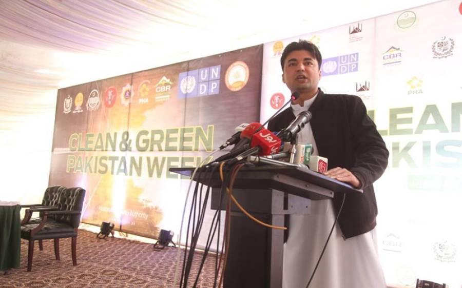 وفاقی وزیر مراد سعید بھی مشیر احتساب شہزاد اکبر کی حمایت میں سامنے آگئے