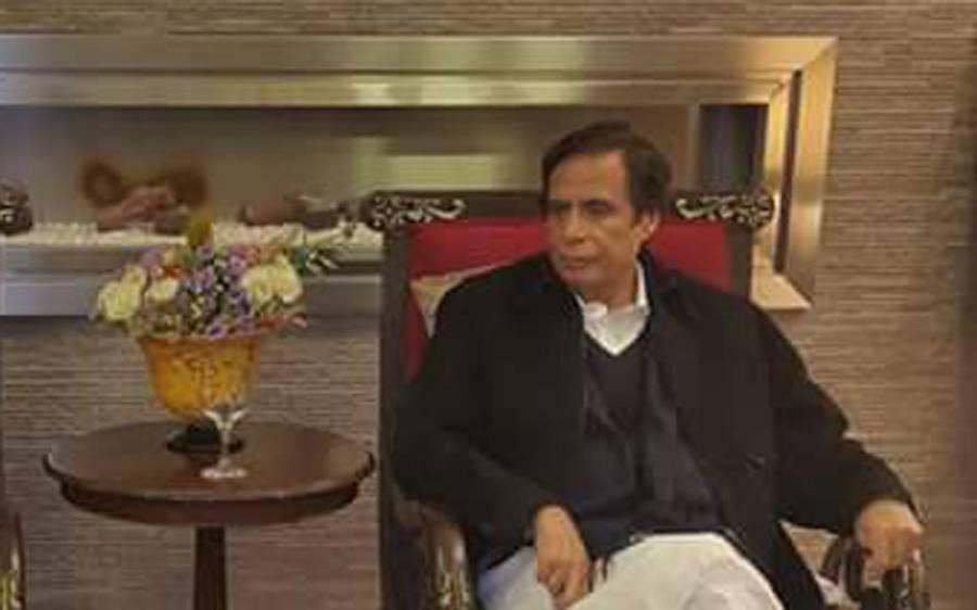 سپیکر پنجاب اسمبلی چوہدری پرویز الٰہی سے لطیف کھوسہ کی ملاقات