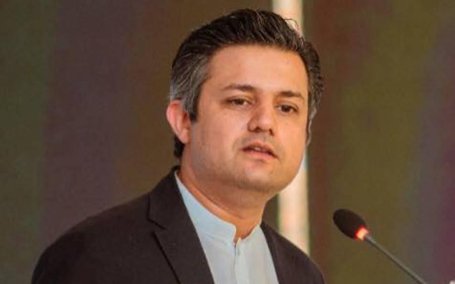 وفاقی وزیر توانائی حماد اظہر نے ادارہ شماریات کی رپورٹ اور جی ڈی پی ڈیٹا کے حوالے سے بڑا دعویٰ کردیا
