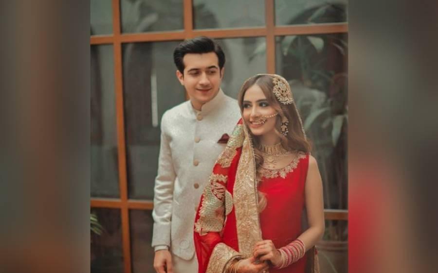 اداکار و ماڈل نبیل بن شاہد نے معروف ماڈل سے شادی کرلی