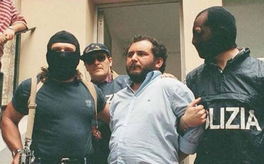 """مافیا باس """" جیوانی بروسکا """" کو 25 سال قید کاٹنے کے بعد رہا کر دیا گیا"""
