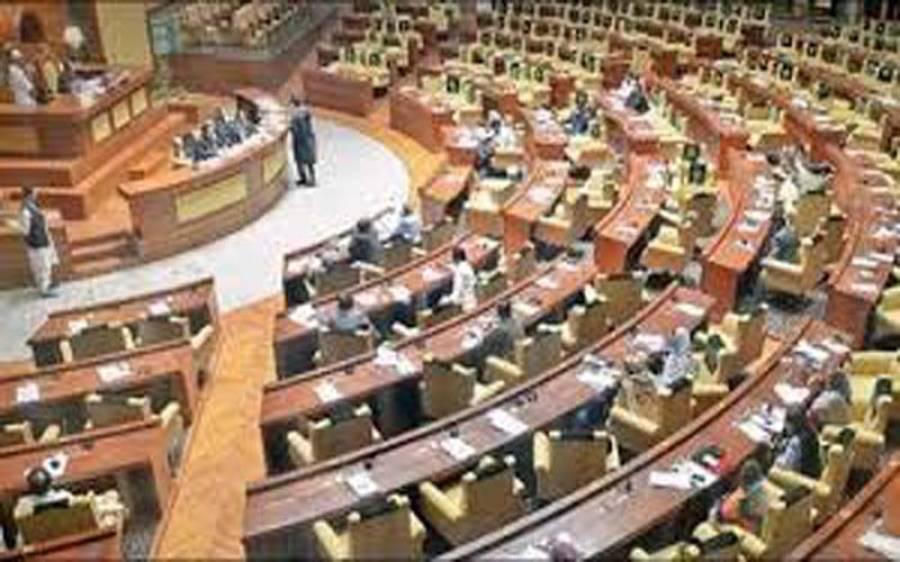 سندھ اسمبلی کااجلاس ، نکتہ اعتراض پر بولنے کی اجازت نہ ملنے پر اپوزیشن کا شدید احتجاج