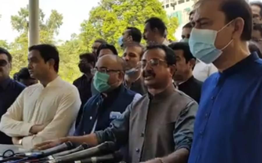 پنشن ریفارم بل کی منظوری ، سندھ اسمبلی میں اپوزیشن نے مراد علی شاہ حکومت پر سنگین الزام عائد کردیا