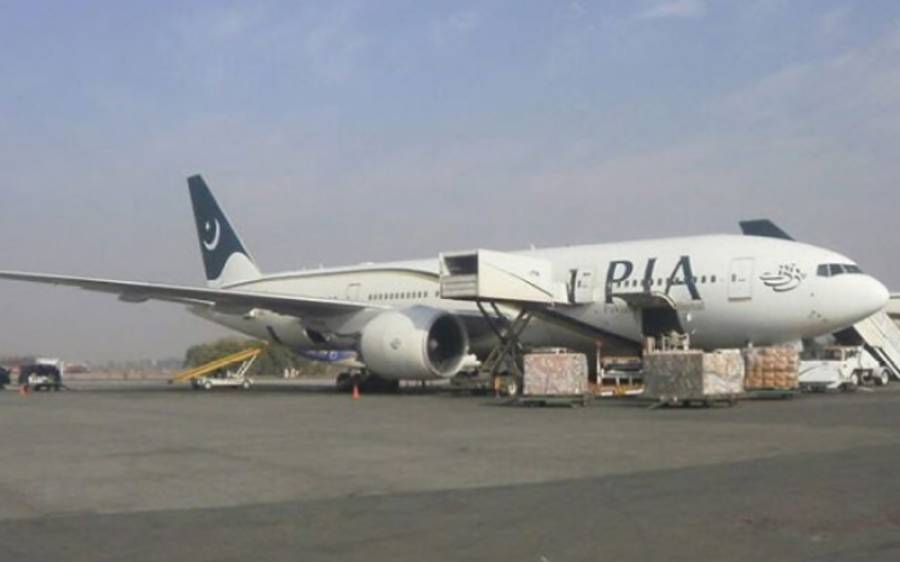 پی آئی اے نے مسافر طیارے کو کارگو کے استعمال کی اجازت دے دی