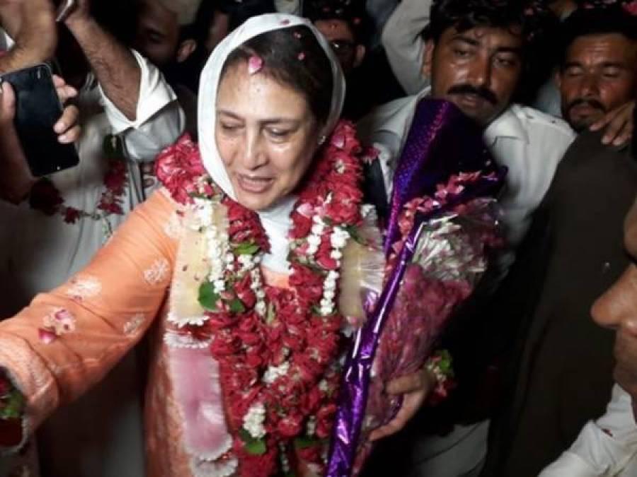 نجم سیٹھی کی اہلیہ جگنو محسن پر قاتلانہ حملہ