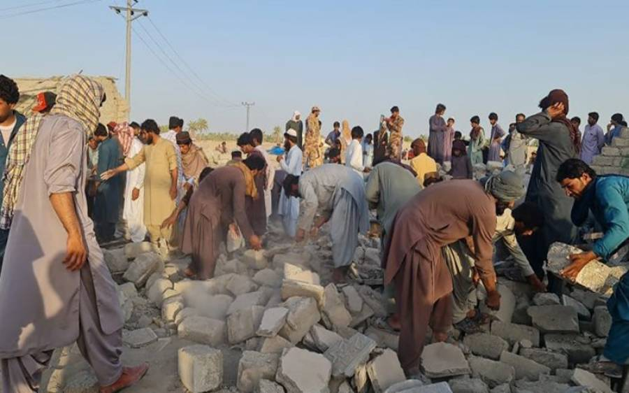 بلوچستان میں گیس سلنڈر کا دھماکہ، 8 افراد جاں بحق