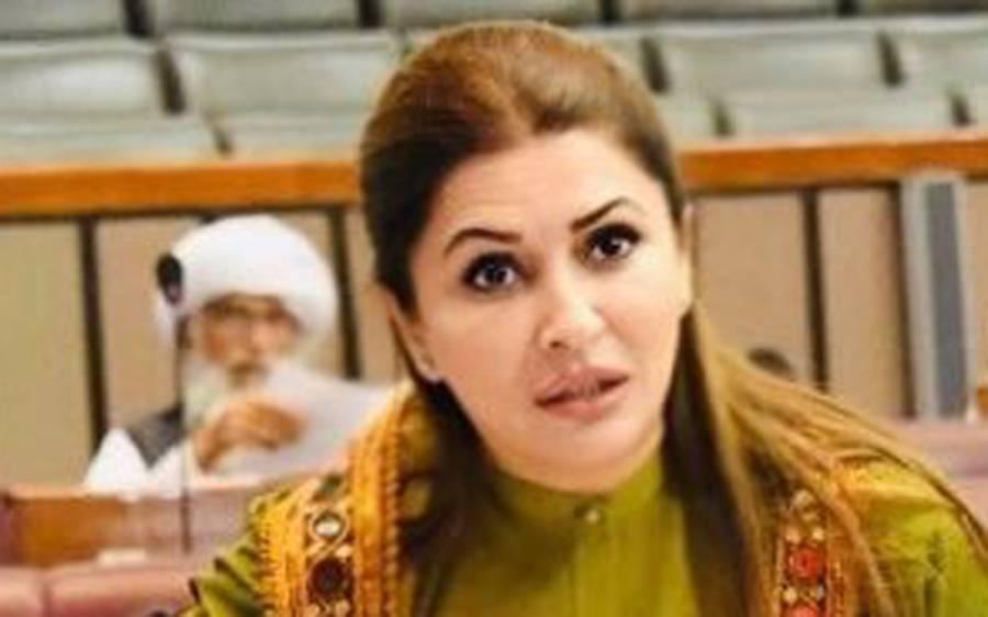 شازیہ مری نے وزیرا عظم عمرا ن خان کو سب سے بڑا کرپٹ آدمی قرار دے دیا