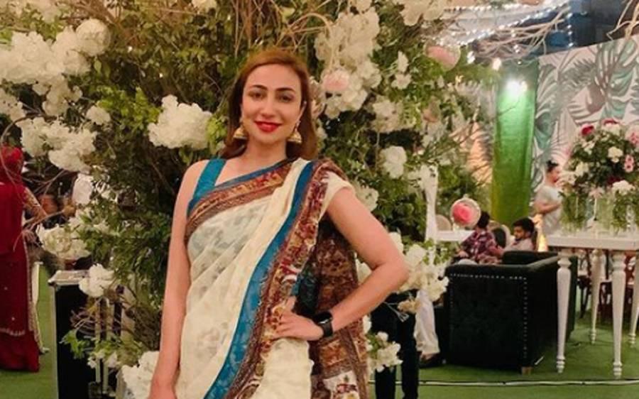 اداکارہ انوشے اشرف نے جنسی ہراساں کرنے والے کوسرِ عام بے نقاب کردیا