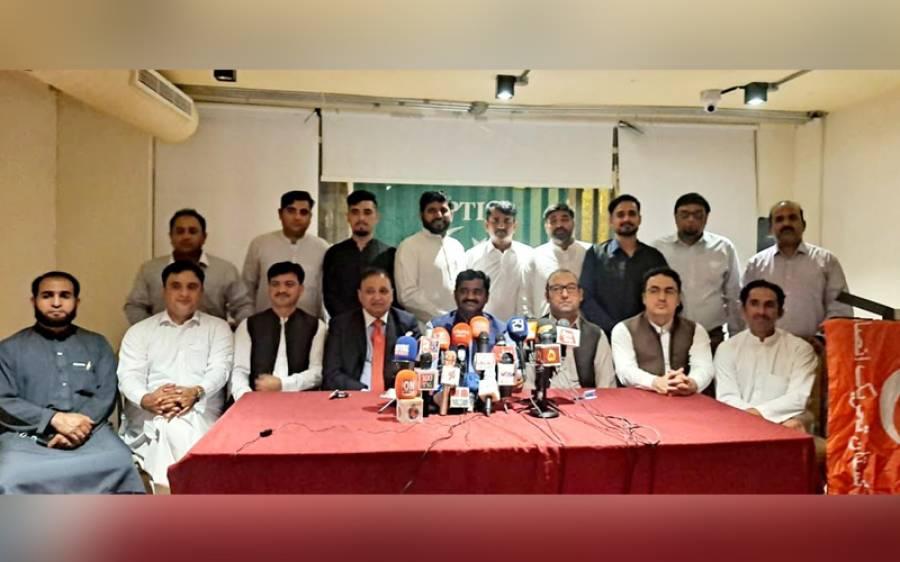 اوورسیز پاکستانی عمران خان کا ہراول دستہ ہیں: پاکستان تحریک انصاف ریاض سٹی