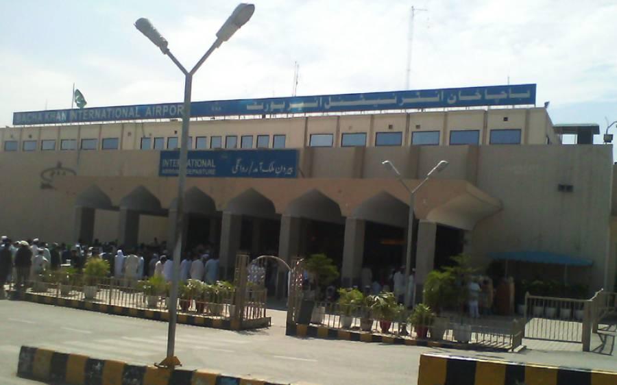 پشاور پہنچنے والے 128 مسافروں کا کورونا ٹیسٹ، درجنوں افراد کا ٹیسٹ مثبت