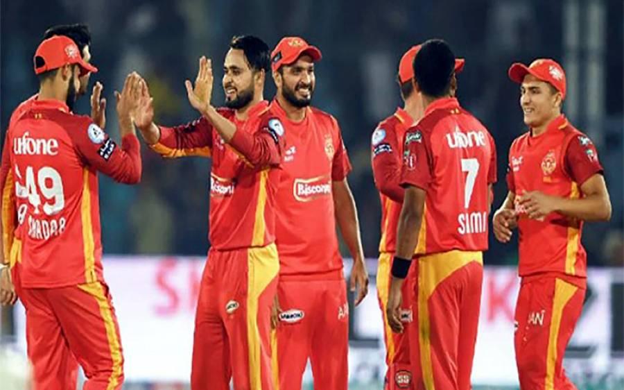 اسلام آباد یونائیٹڈ کا اہم ترین کھلاڑی انجری کا شکار، آئندہ میچز میں شرکت مشکوک
