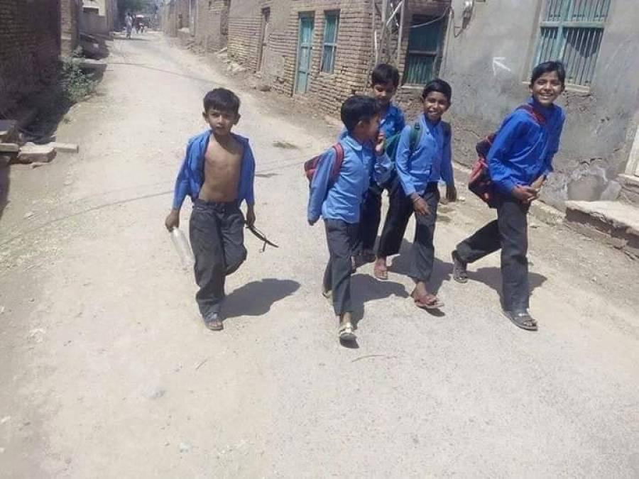 شدید گرمی کے باعث پنجاب کے تمام سکولوں کے اوقات کار تبدیل