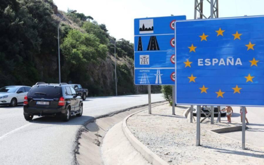 سپین سے فرانس آنے والے مسافروں کے لیے ویکسینشن سڑ ٹیفیکٹ یاپی سی آر ٹیسٹ لازمی قرار
