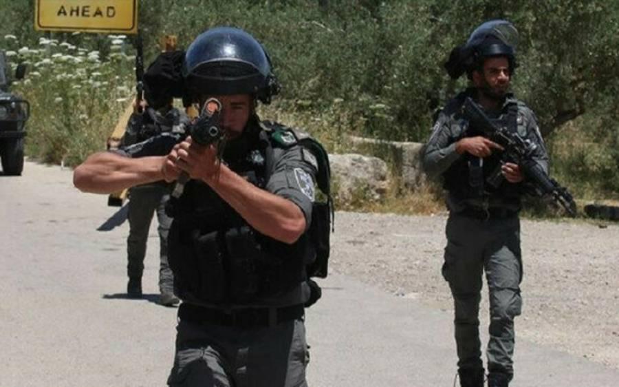 اسرائیلی فورسز نے مغربی کنارے میں 3 فلسطینیوں کو شہید کردیا