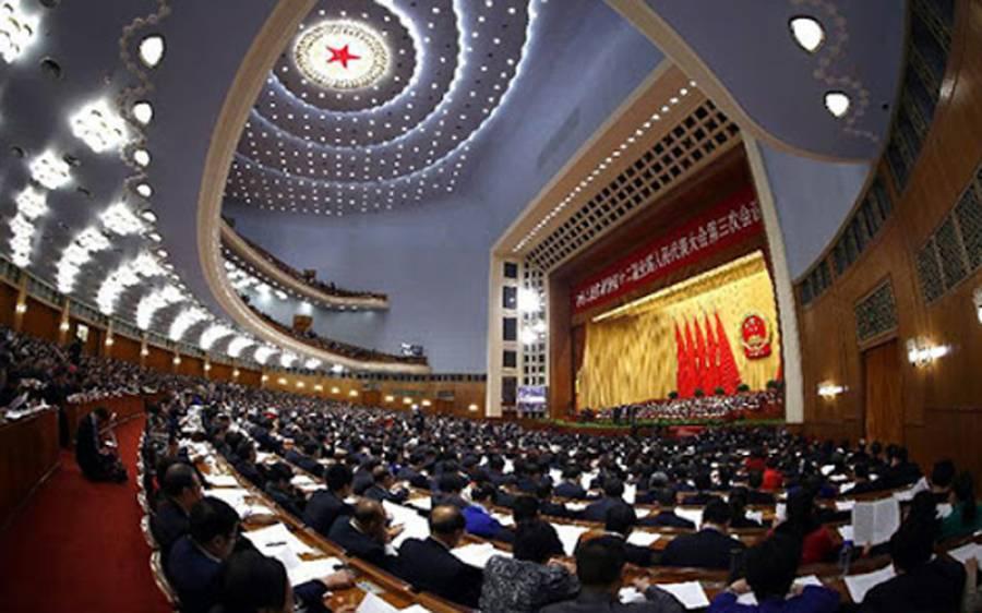 چین میں فوجی اہلکاروں کی تضحیک پر پابندی کا قانون منظور