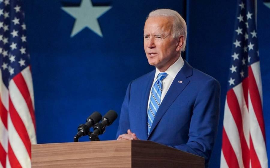 امریکی صدر کو بڑا جھٹکا ، تازہ سروے نے جوبائیڈن کی مقبولیت کا پول کھول دیا