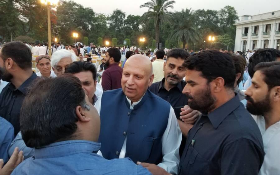 گورنر پنجاب سے وزیر خار جہ شاہ محمود قریشی کی ملاقات، اسلاموفوبیا کے بڑھتے رجحان پر تبادلہ خیال