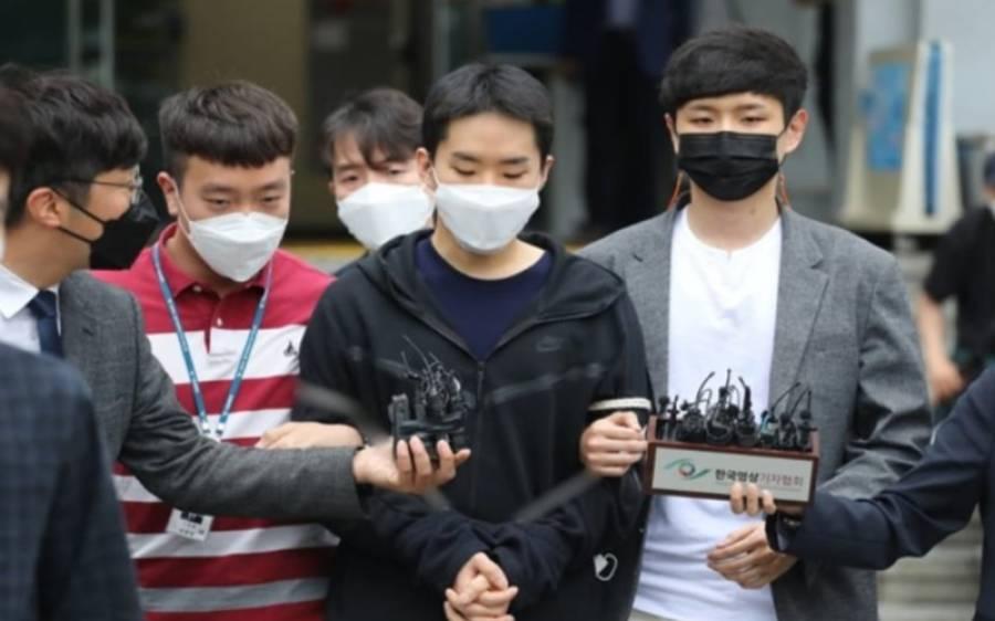 جنوبی کوریا میں ملزم سینکڑوں شہریوں کی عریاں تصویریں اور ویڈیوز بیچنے کے جرم میں گرفتار