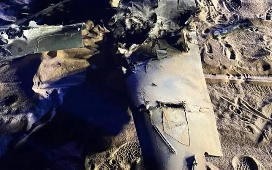 حوثی باغیوں کی سعودی عرب پرڈرون سے حملے کی کوشش، سکیورٹی فورسز نے تباہ کر دیا