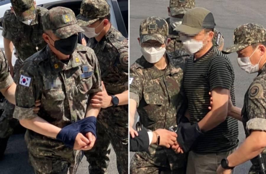 جنوبی کوریا جنسی زیادتی کے کیس میں ائیر فورس کے دو عہدیداران کے گرفتاری وارنٹ کی درخواست