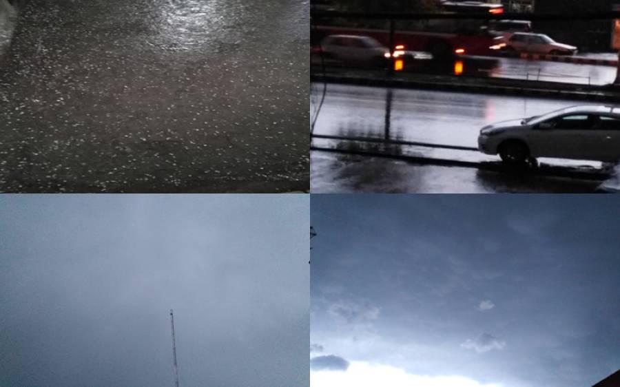 ملک میں طوفانی بارش اور آندھی سے کتنے افراد ہلاک ہوئے ؟ افسوسناک خبر آگئی