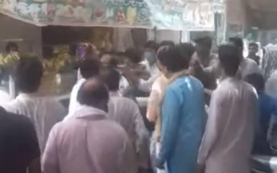 تاجر کو اغواءکے بعد مبینہ تشدد کا نشانہ بنانے کا الزام، ن لیگی رہنما کے بھائی سمیت 16 افراد کیخلاف مقدمہ درج