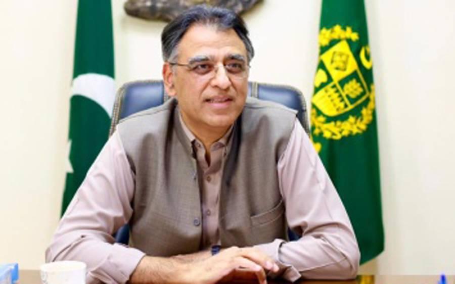 وزیراعلیٰ سندھ مرادعلی شاہ کی وفاق سے ناراضگی کی اصل وجہ کیا ہے ؟اسد عمر نے حیران کن دعویٰ کردیا
