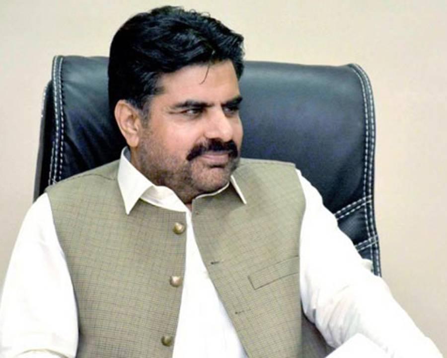 وزیر اطلاعات سندھ ناصر شاہ کی خورشید شاہ کے بیٹے کی گرفتاری کی مذمت