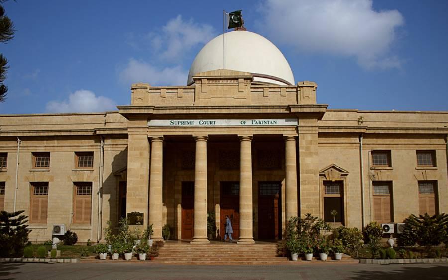 سندھ میں پڑھنے کی جگہ گدھے، گھوڑے بندھے ہوئے ہیں، چیف جسٹس گلزا ر احمد کے ریمارکس