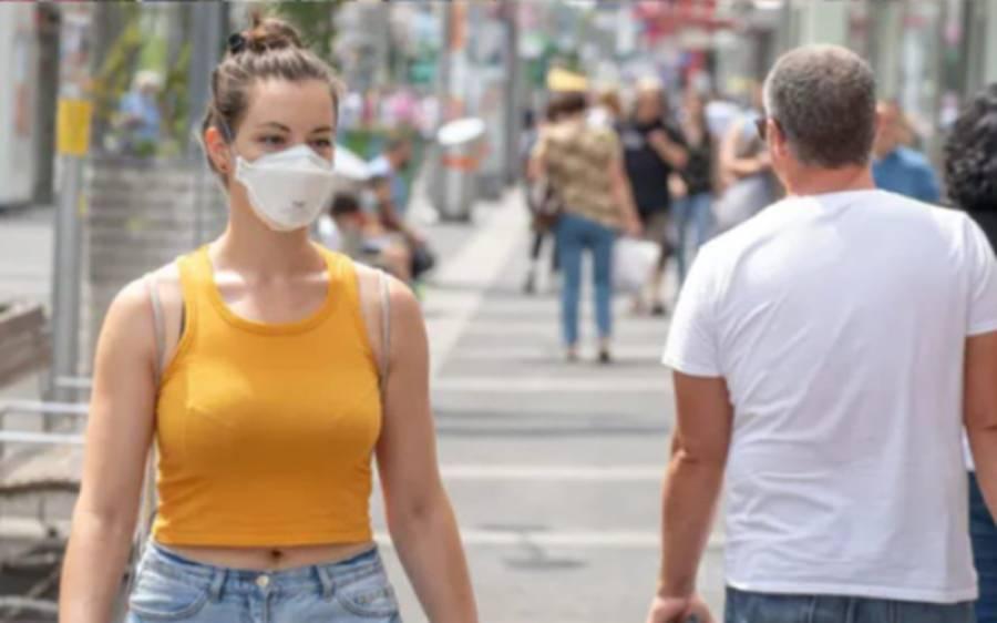 آسٹر یا میں مخصوص ماسک استعمال کرنے کی پابندی جلد ختم ہونے کا امکان