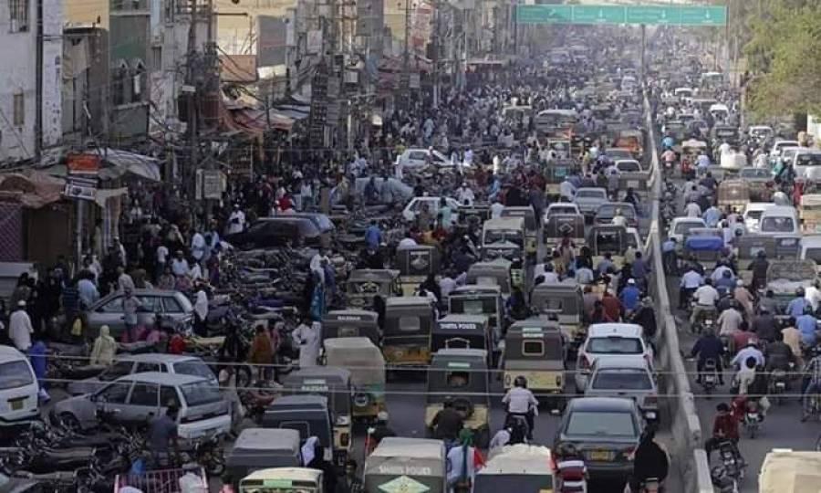 لاہور ٹریفک پولیس نے شاہکام چوک فلائی اورر کےلئے ٹریفک ایڈوائزری پلان جاری کردیا