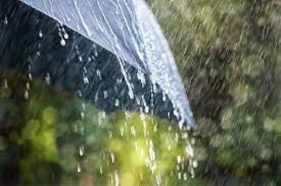 گرج چمک کے ساتھ ہلکی بارش کی پیشگوئی