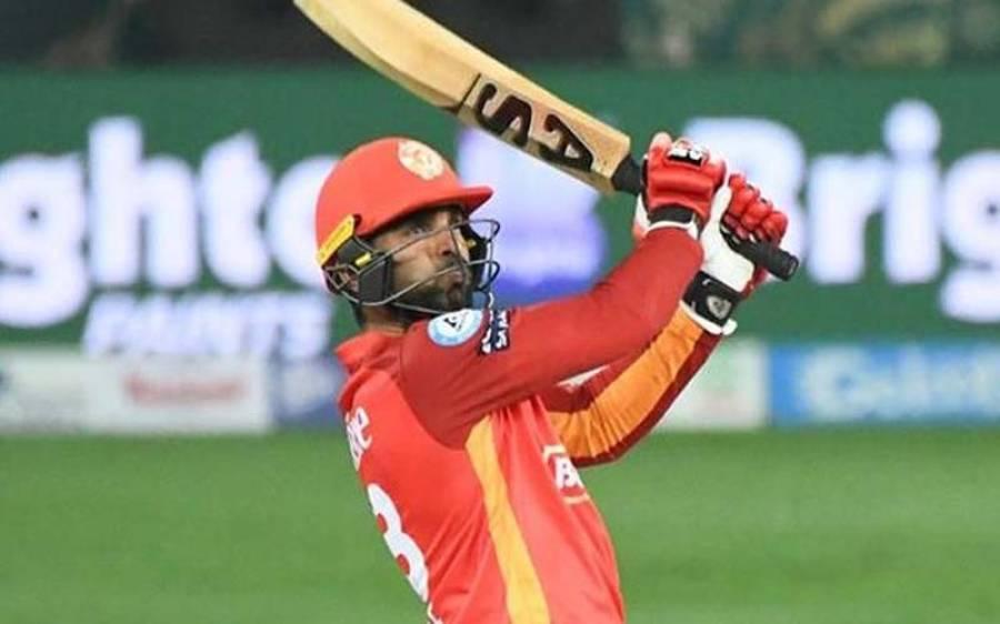 آصف علی کے 14 گیندوں پر 43 رنز ، ویڈیو دیکھیں