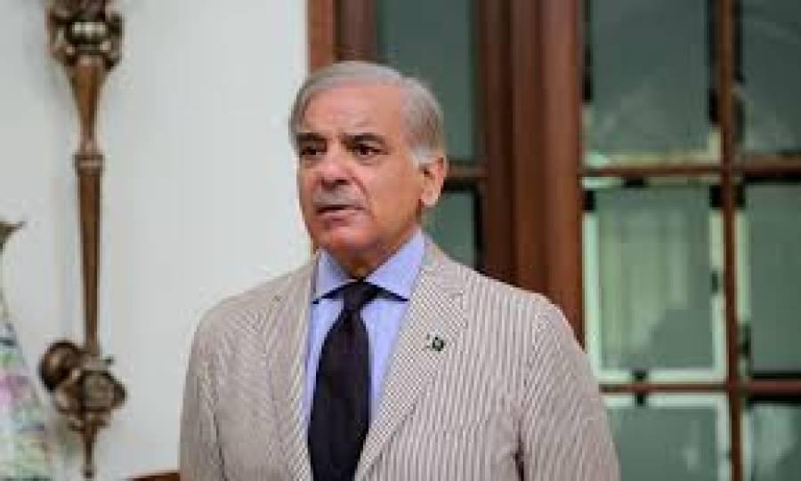 شہباز شریف نے انتخابی اصلاحات کے مسئلے پر چیف الیکشن کمشنر کو خط لکھ دیا