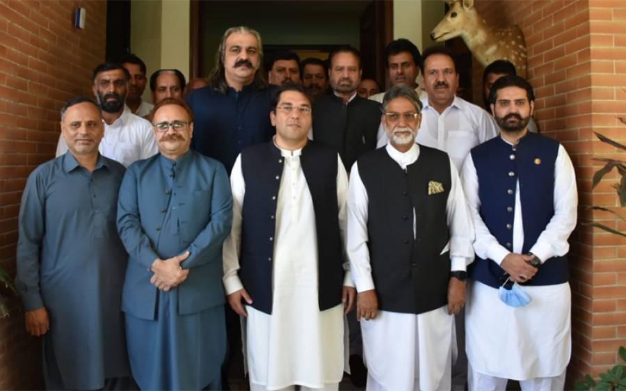 آزاد کشمیر انتخابات سے قبل ن لیگ کو بڑا جھٹکا ، اہم ترین رہنما نے تحریک انصاف میں شامل ہونے کا اعلان کر دیا