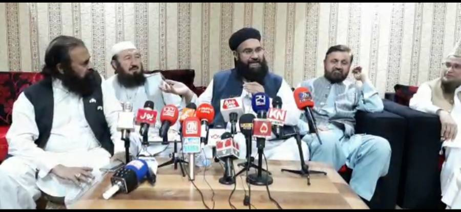 پاک سعودی تعلقات موجودہ دور میں زیادہ مستحکم ہوئے ہیں: مولانا طاہر اشرفی
