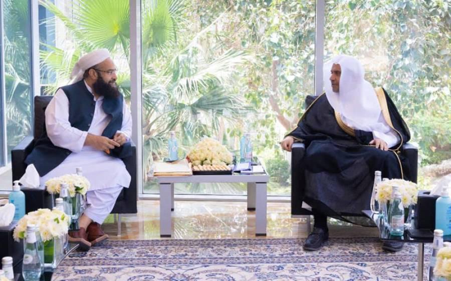 رابطہ عالمی اسلامی نے وزیراعظم عمران خان کے موقف کو امت مسلمہ کے جذبات کی ترجمانی قرار دے دیا