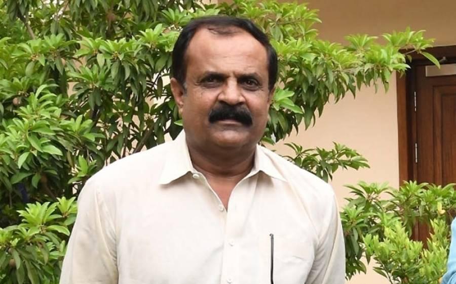 سید حسن مرتضی ایک بار پھر پنجاب حکومت پر برس پڑے ، ایسی بات کہہ دی کہ فیاض الحسن چوہان بھی تڑپ اٹھے